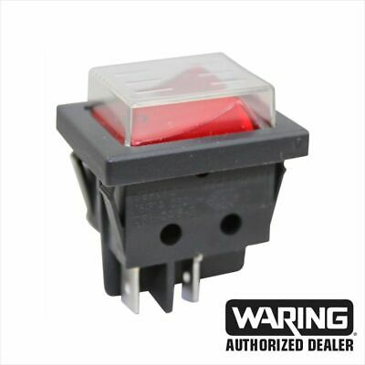 Waring 029477 WDG250 WFG250 WPG250 Panini Grill On Off Switch Genuine