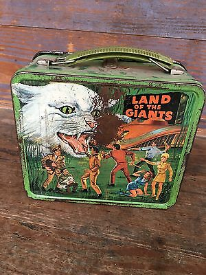 Land Of The Giants Lunch Vintage 100% Genuine Rare
