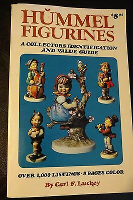 Hummel Figurines - A Collector's Identification & Value Guide - Carl F. Luckey