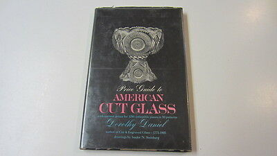 HBDJ, 1967, Price Guide to American Cut Glass by Dorothy Daniel