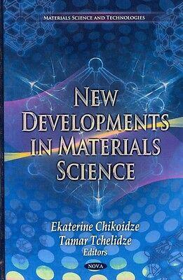 New Developments in Materials Science by Hardcover Book (English)
