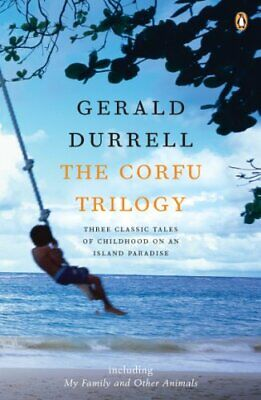 The Corfu Trilogy by Durrell, Gerald Paperback Book The Cheap Fast Free Post