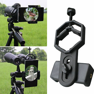 Universal Stand Spotting Scope Astronomical Telescope Mount Bracket For Phone