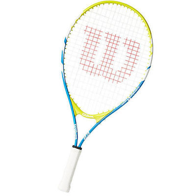 "Wilson Australian Open 23"" Tennis Racquet 3 5/8""/Age 7-8 yr/Junior/Kids/Children"