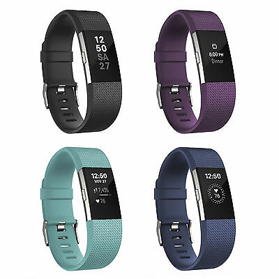 Fitbit Charge 2 Herzfrequenz- & Fitness-Armband