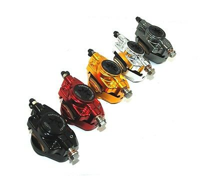 Vespa px disc PM TUNING  FORGED MONO BILLET BRAKE CALIPER SEE LIST 4 COLOURS