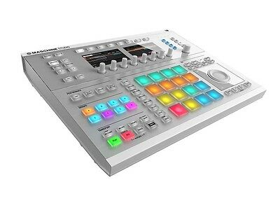 Native Instruments Maschine Studio weiß Midi-Controller Production System DJ