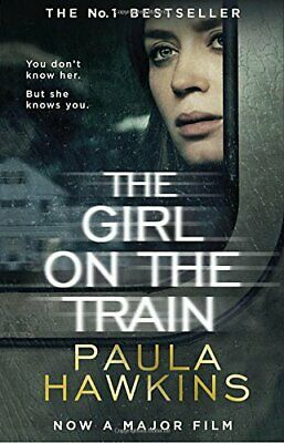 The Girl on the Train: Film tie-in by Hawkins, Paula Book The Cheap Fast Free