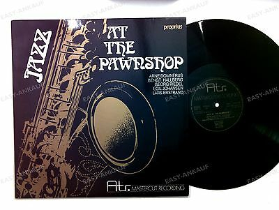 Arne Domnérus - Jazz At The Pawnshop GER LP 1980 //1