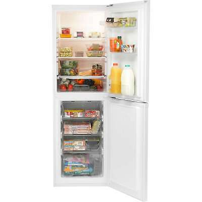 Indesit DAA55NF1 A+ Frost Free 163 Litres Fridge 92 Litres Freezer in White New