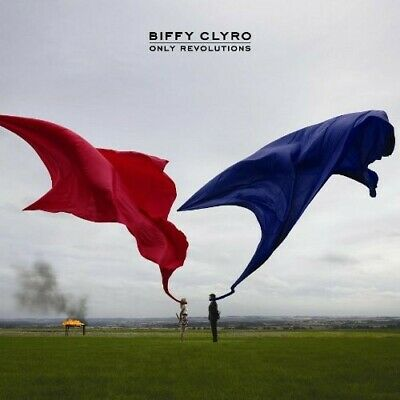 Biffy Clyro - Only Revolutions [New CD] WEA Int'l