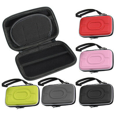 Fashion Universal Zipper External 2.5 inch HDD Bag Pouch Protector Random Color