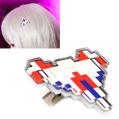 Cute Chiaki Nanami Women Hair Clip Hairpin Anime Dangan Ronpa Plane Cosplay Gift