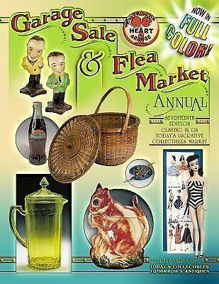 Garage Sale and Flea Market Annual Seventeenth Edition by CB Editors