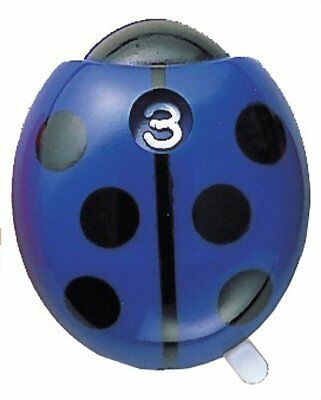 New Tabata Score Counter - Ladybug, Blue, Made in Japan, GV0900 BL