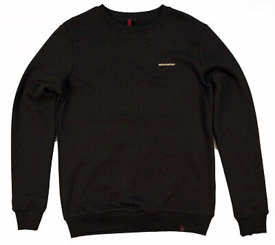 INDEPENDENT - Toil Crew Jumper Black - NEW - XLARGE ONLY