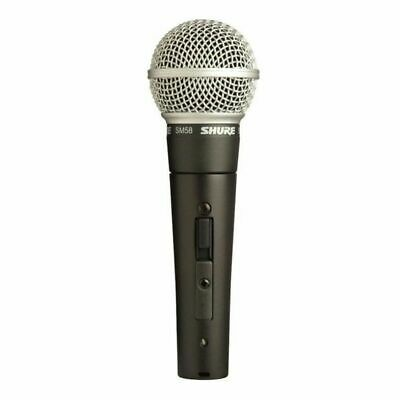Shure SM58S Vocal Microphone with on / off SwitchLive Vocal Mic