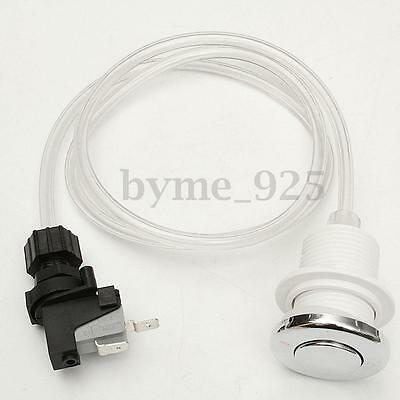 1 Set On Off PUSH BUTTON Switch Jetted Whirlpool Jet Bath Tub Spa Push Button