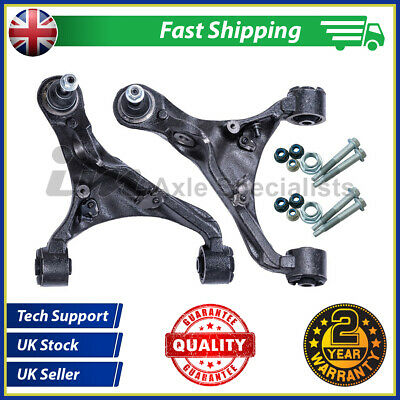 RangeRover Sport 05-13 Front Left+Right Upper Suspension Arms +fittings wishbone