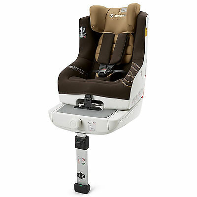 New Concord Absorber Xt Isofix Group 1 Car Seat Walnut Brown