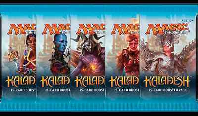 *Magic MtG - KALADESH - 10x Booster - English / OVP / Sealed