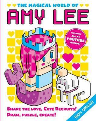 The Magical World of Amy Lee by Amy Lee Hardcover Book (English)