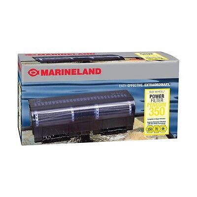 Marineland Power Filter Penguin 350 up to 75gal