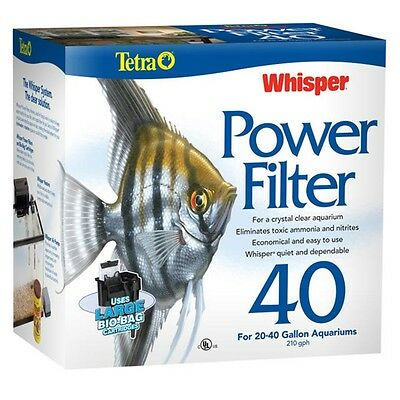 Tetra Whisper Power Filter 40 up to 40gal