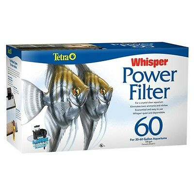 Tetra Whisper Power Filter 60 up to 60gal