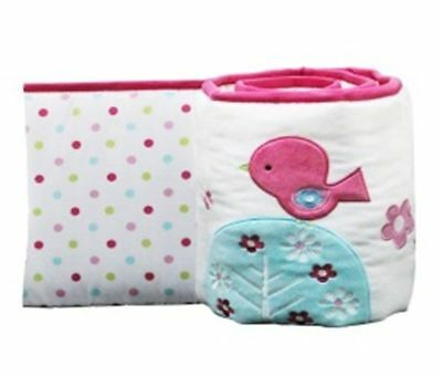 Little Haven Cassidy Cot Bumper