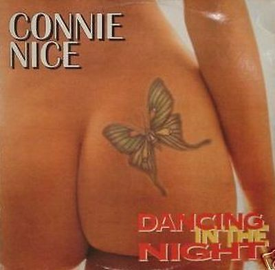 Connie Nice Dancing In The Night 12″ Dig It International – DMX 10213 Italy 1...