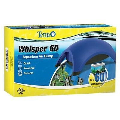 Tetra Whisper Air Pump - 60
