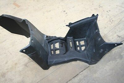 2014 Honda Rancher 420 4x4 Plastic Left Heel Guard Floor Board
