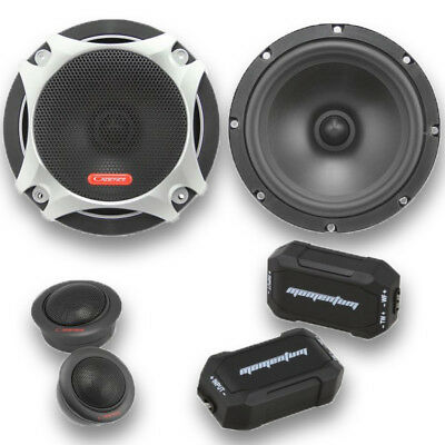 """Cadence Cs2.65K 6.5"""" 240W 2 Way Car Stereo Component Speakers System"""