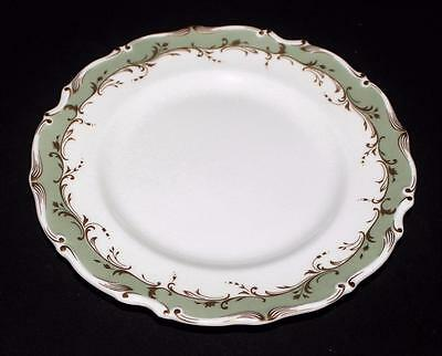 Royal Doulton FONTAINEBLEAU GREEN Rimmed Soup Bowl, 8""