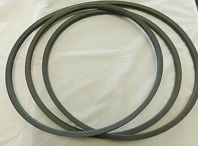"King Kutter 72"" (6') Finish Mower Belt  Replaces 167148 for RFM-72"
