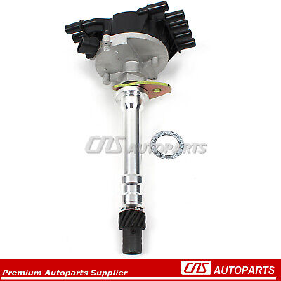 NEW Ignition Distributor 96-02 Cadillac Chevrolet Tahoe GMC Yukon Aluminum Shaft