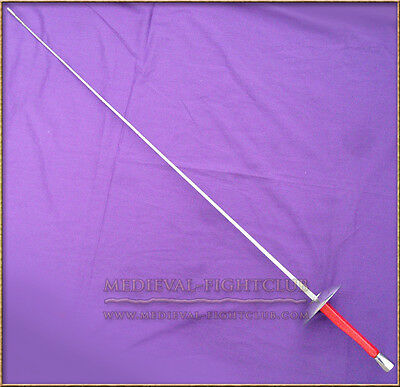 Fencing Foil Practice Sword WMA fencer thrust duel with carry bag