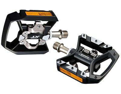 Shimano XT pedal PD-T8000 SPD MTB Trekking Bicycle Pedals