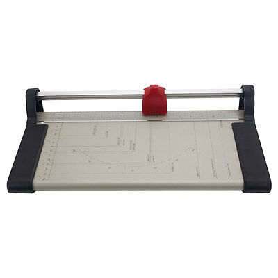 0.8mm thick A4 Paper Cutter Guillotine Trimmer Machine Home Office Metal