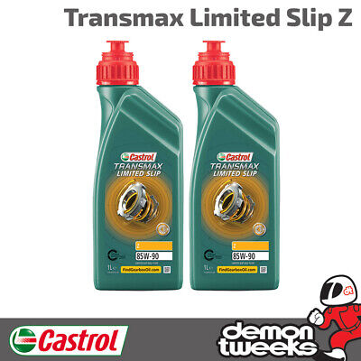 Castrol Axle Z SAE 90 GL-5 LSD / Limited Slip Differential Gear Oil - 2 Litre