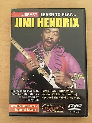 lick library learn to play jimi hendrix