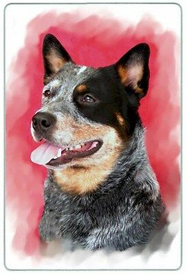 Australian Cattle Dog Cutting Board