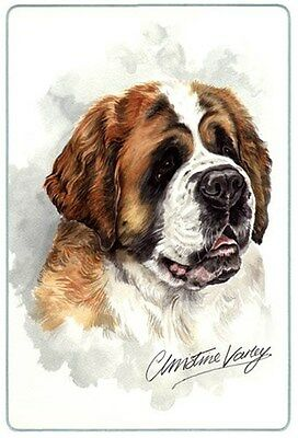 Saint Bernard Cutting Board