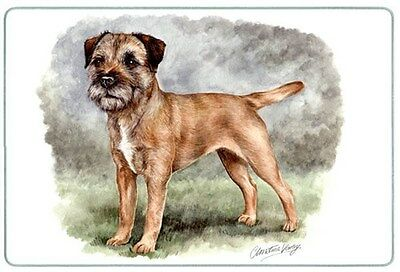 Border Terrier Cutting Board