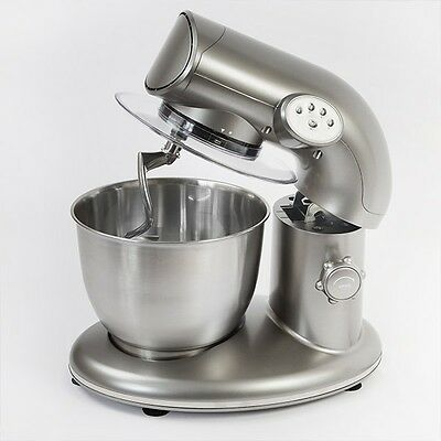 Mixer Compact Dough Beater Kneading Machine Home Restaurant Pasta Cake Catering