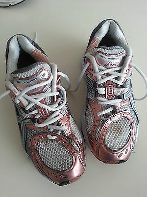 asics trainers ladies size 5