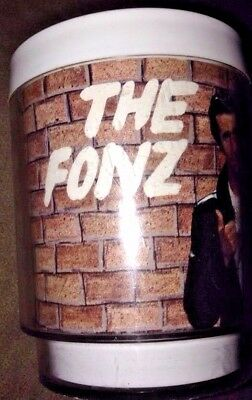 1976 THE FONZ coffee mug cup (c) 1976 Paramount Pictures by DAWN, Passaic, N.J.
