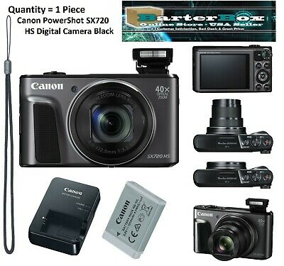 Labor Day Sale SX720 Brand New Canon PowerShot Sx 720 Hs Digital Camera