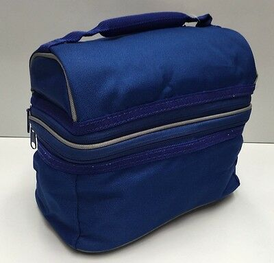 Zak Designs Insulated Lunch Bag With Handle . Tradie , School , Bbq
